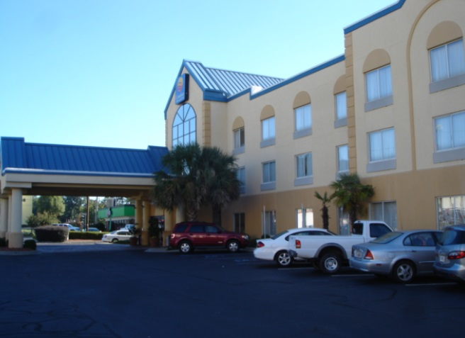 Comfort Suites Garners Ferry