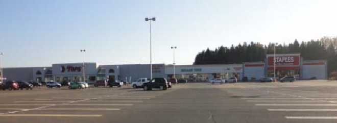 Tops Plaza - Cortland Staples