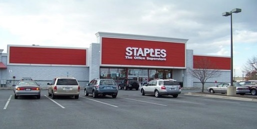 Staples Plaza