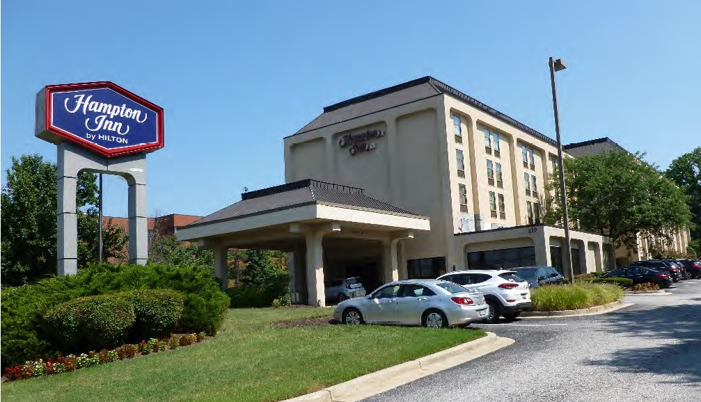 Hampton Inn - BWI